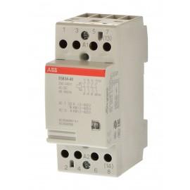 Contactor modular 24A 230V 4NO ESB 24-40 ABB
