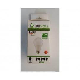 Bec Led 15w lumina rece Total Green