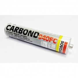SILICON Mastic Soudal Carbond 940FC negru 310 ml