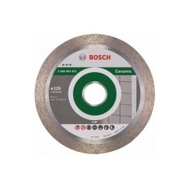 Disc diamantat bosch pentru gresie, Ceramic, 125 mm