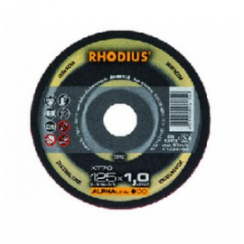 disc flex metal rhodius  125 mm .1 mm