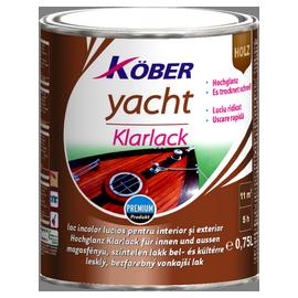 KOBER Lacul Yacht