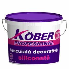 Tencuiala decorativa siliconata Kober 25Kg