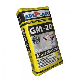 Gletul meseriasului GM 20 20 kg