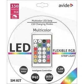 banda led multicolora RGB