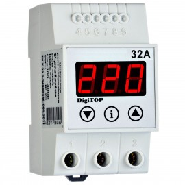 Releu protectie tensiune VP-32A 380131