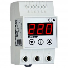 Releu protectie tensiune VP-63A 380162