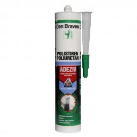 Adeziv Den Braven Zwaluw Deco pentru polistiren 280 ml