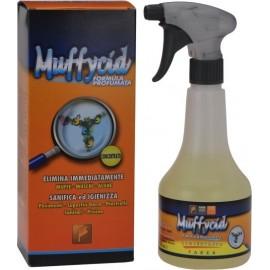 Muffycid 500ml Solutie profesionala pentru indepartarea mucegaiului si culturilor de mucegai