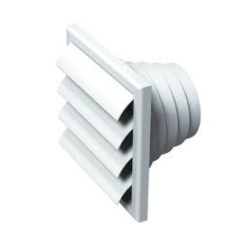 Grile de aerisire rotunde din PVC GAMA VARIATA DE DIMENSIUNI SI CULORI PRECUM SI UTILIZARI