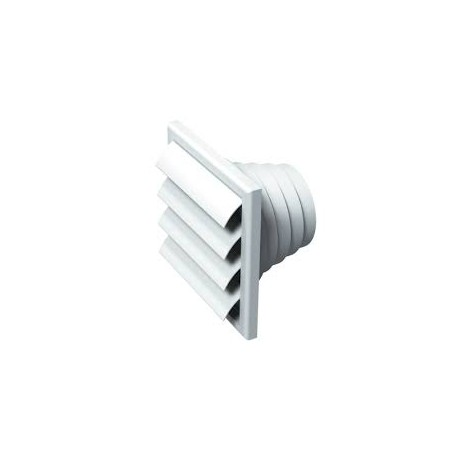 Grile de aerisire rotunde din PVC