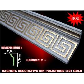 Baghete decorative polistiren GAMA VARIATA DE MODELE - PRET ML