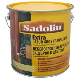 Sadolin EXTRA Incolor 1 - 2,5 L - Lac extra