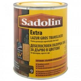 Sadolin EXTRA  - 0,75 L - Lac extra
