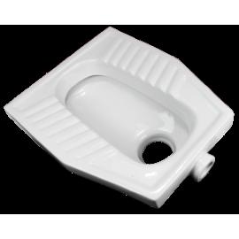 Vas WC tip turcesc