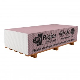 PLACA RIGIPS BAIE 12.5x1.2x2.6 VERDE