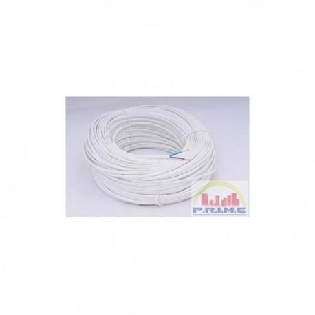 Cordon Cablu MYYM 2x0.75 flexibil ML